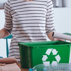 Zmniejszasz ilość odpadów